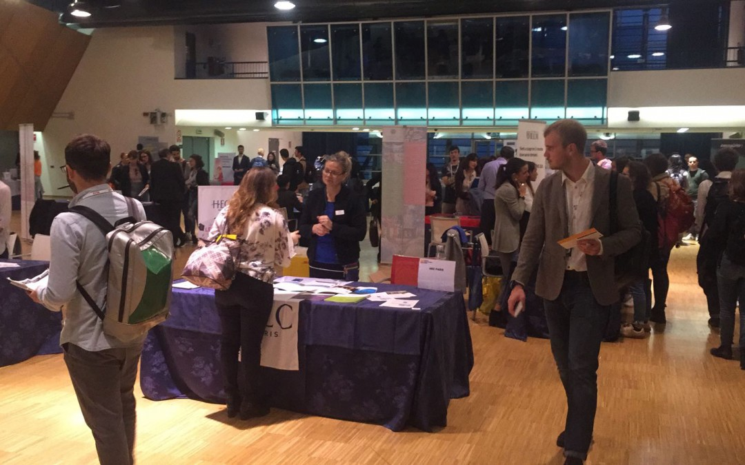 The QS World Grad School Fair comes to Italy