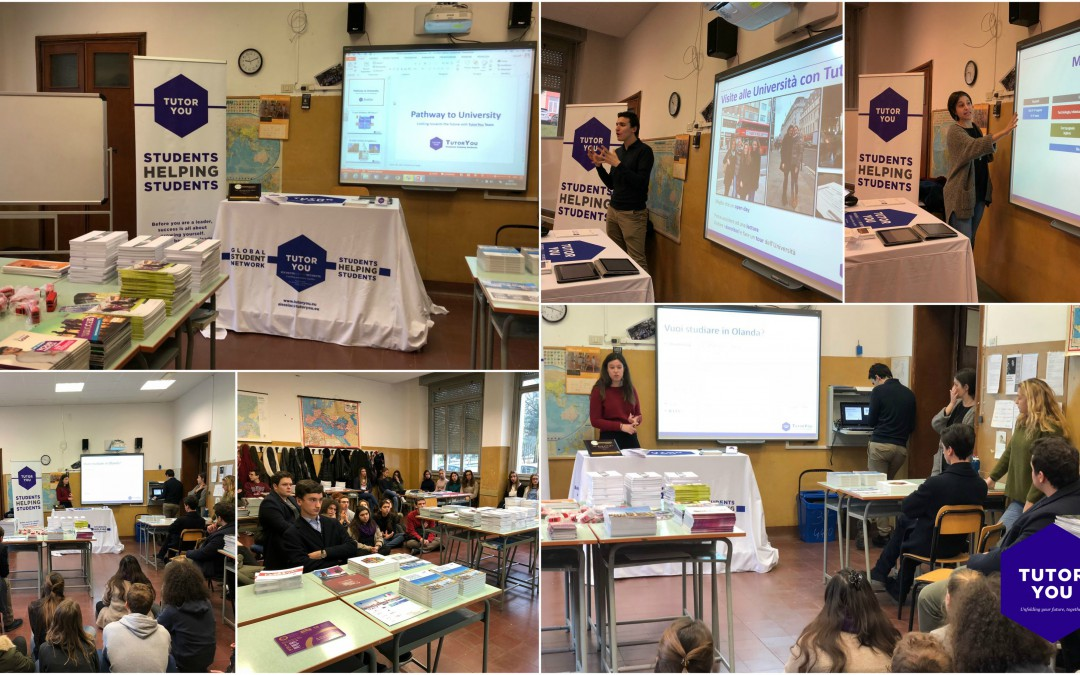 Liceo Classico Ernesto Cairoli Varese European University Workshop 2018