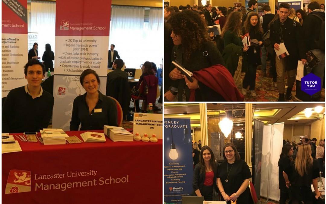 QS World Grad School Tour Milan