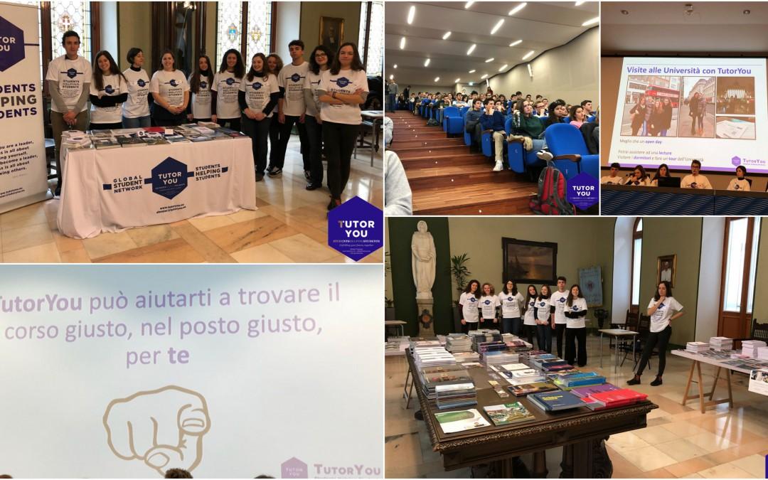Istituto Gonzaga Milano – 5th March 2018