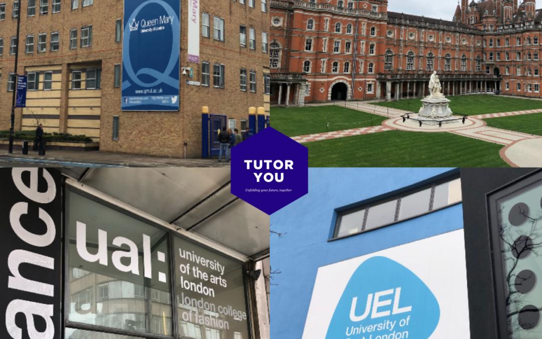 TutorYou's University Relay… In London!