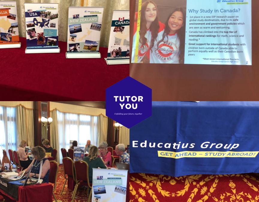 TutorYou at the Educatius Agent Workshop 2018