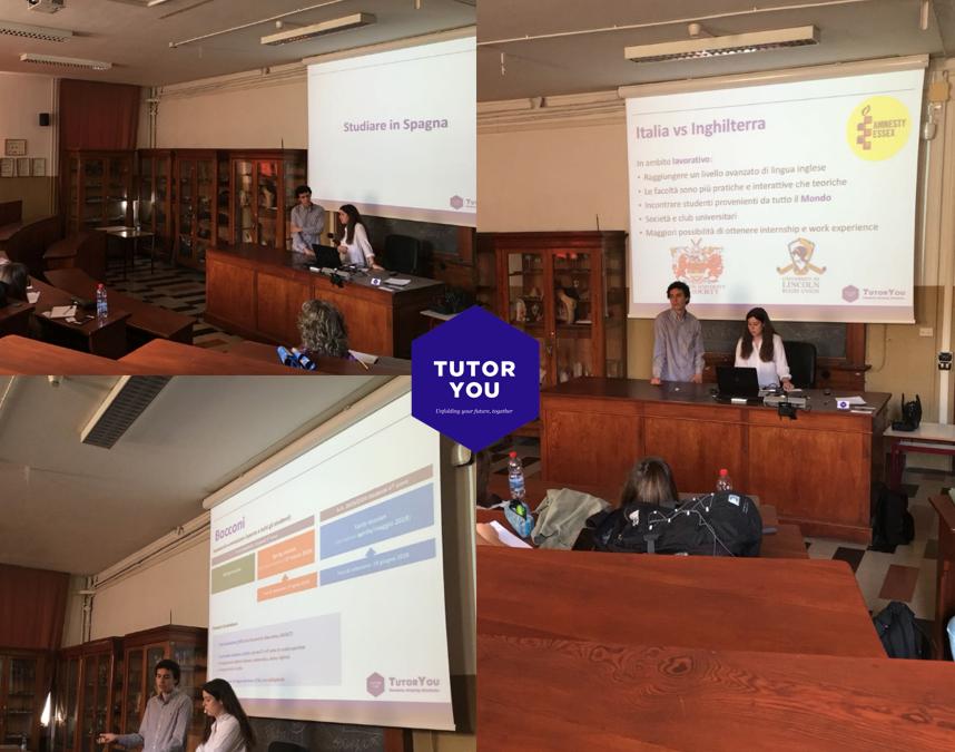 TutorYou at Liceo Classico Parini