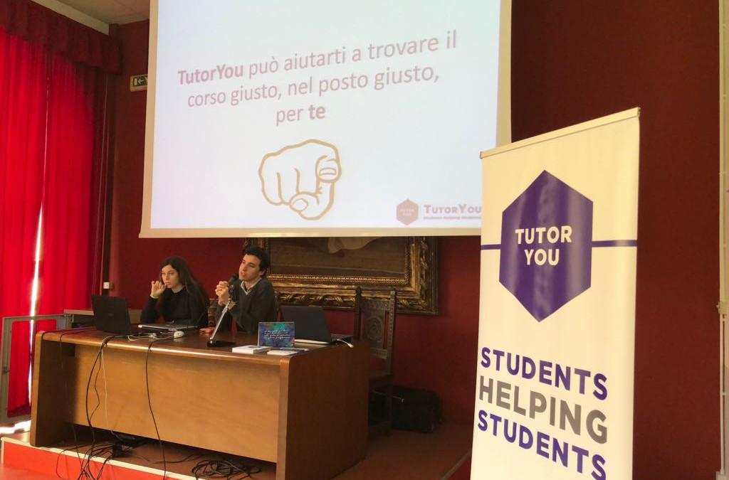 TutorYou at Collegio Vescovile Pio X