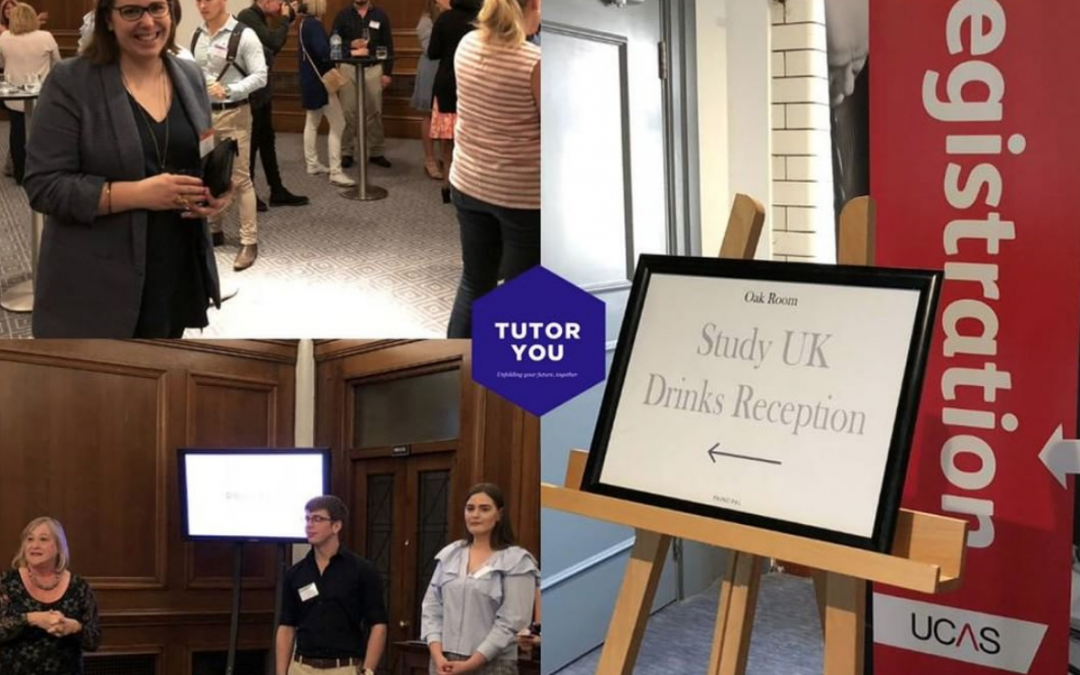 TutorYou at UCAS International Teachers' and Advisers' Conference 2018!