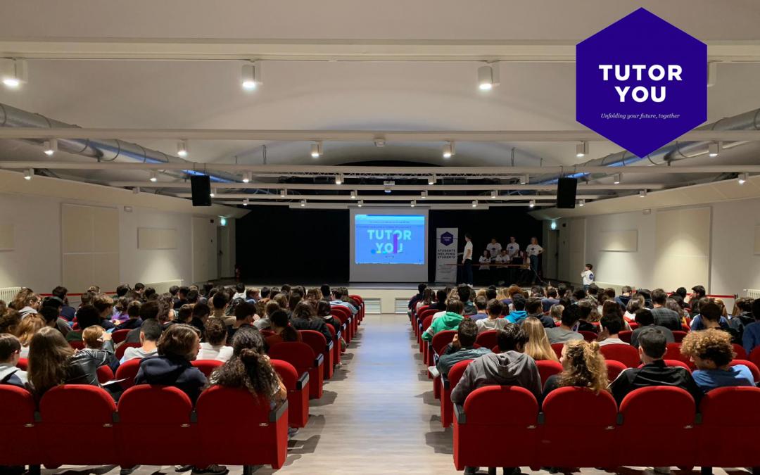 TutorYou University Fair at IIS Severi-Correnti