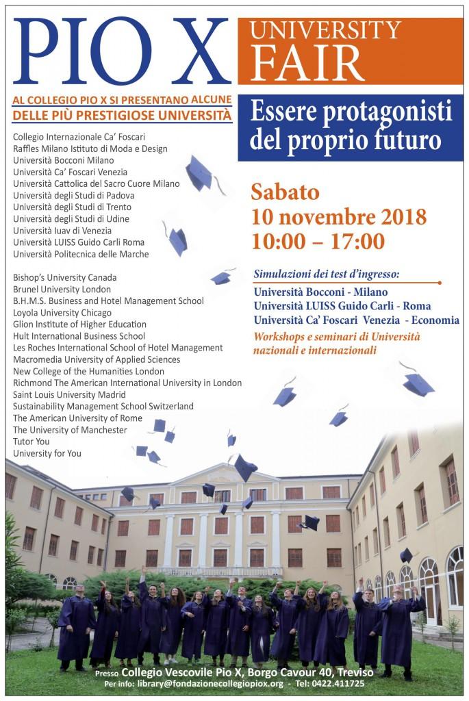 pio x locandina University Fair 2018-page-001