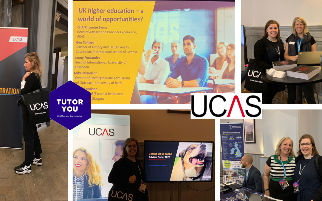 TutorYou at the UCAS International Teachers' and Advisers' Conference in Glasgow 2019