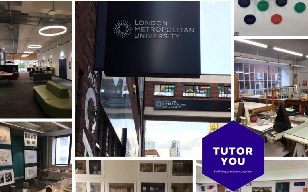 TutorYou at London Metropolitan University