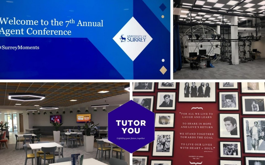 TutorYou at The University of Surrey Agent Conference