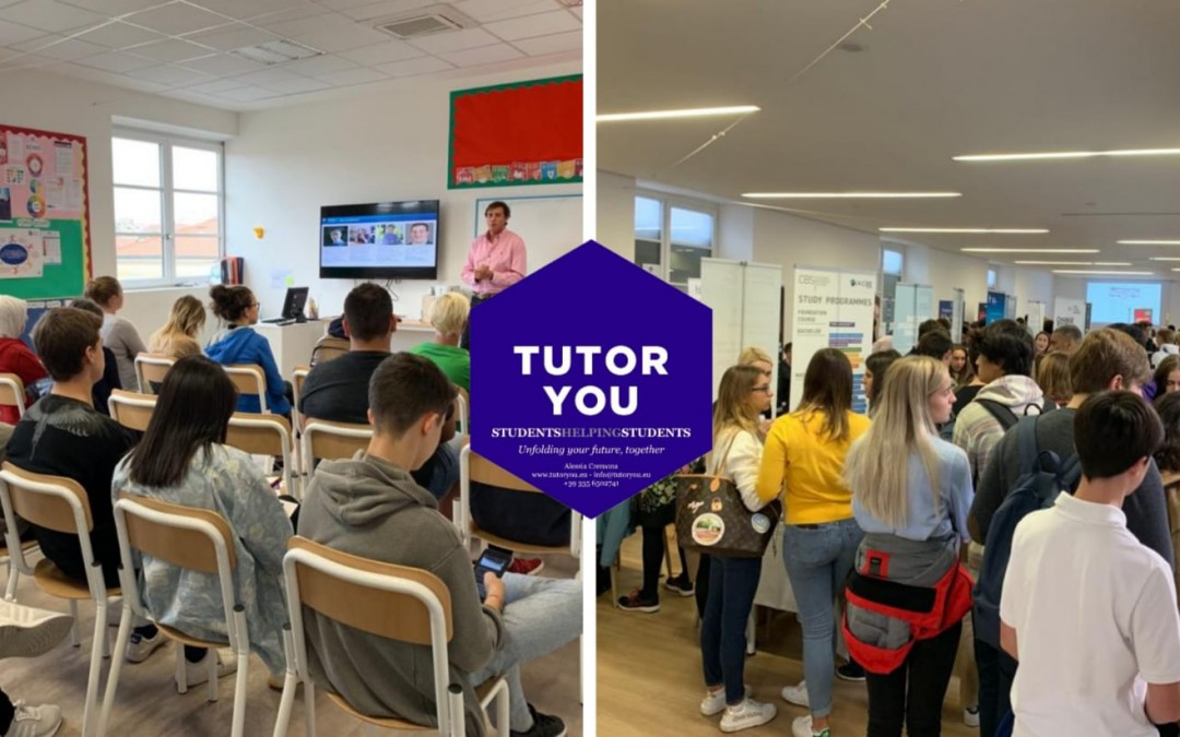 TutorYou University Fair at The International School of Monza