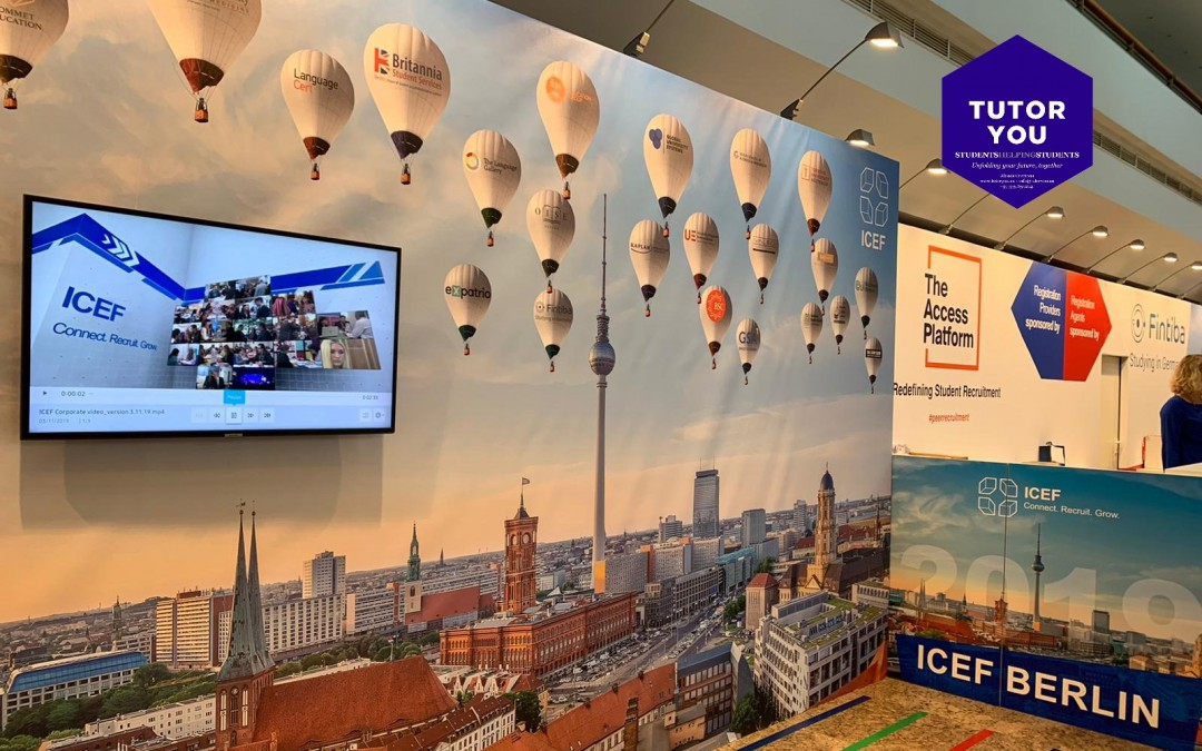 TutorYou at ICEF Berlin 2019