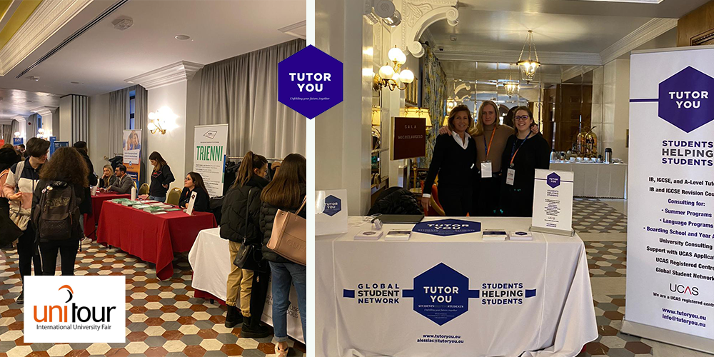 TutorYou at UNITOUR Parma and Florence 2020