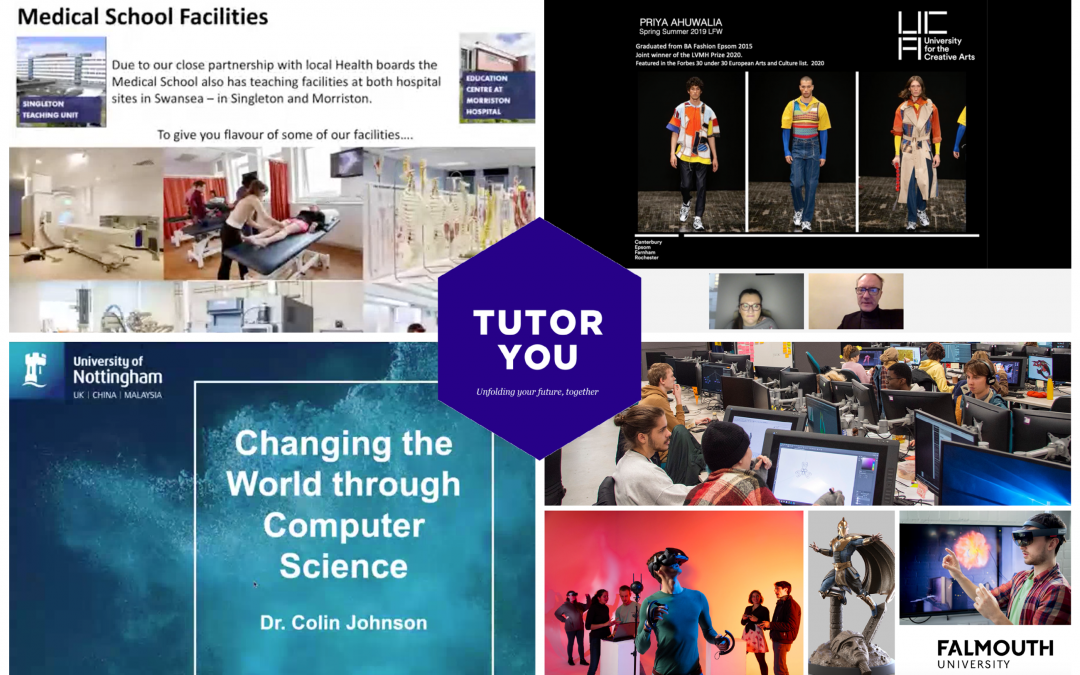 TutorYou Winter 2020 University Webinar Series